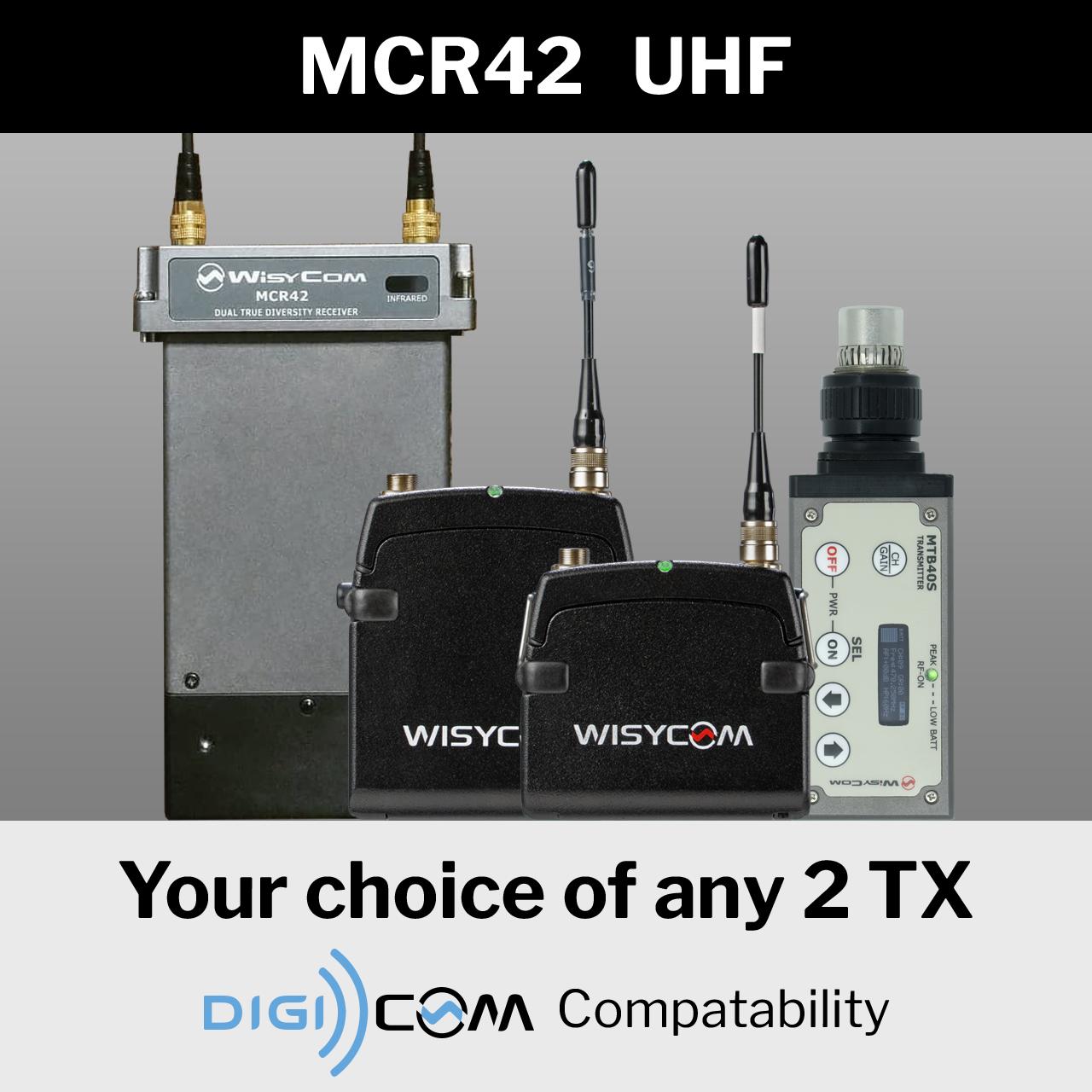 MCR42-UHF-Bundle