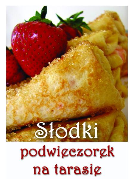 banner slodki podwieczorek