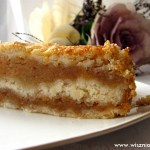 Szarlotka sypana, czyli najprostsze ciasto pod słońcem