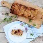 Ciasto z wiśniami wspomagające odporność