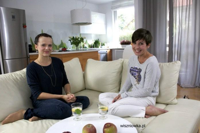 Natalia Wiszniewska i Agnieszka Piskała