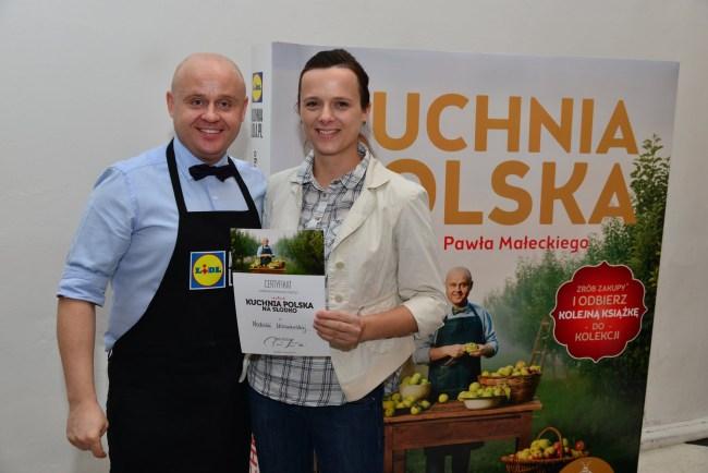 Paweł Małecki i ja :)