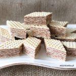 Wafelki z kremem kakaowo-kajmakowym – najlepsze na świecie!