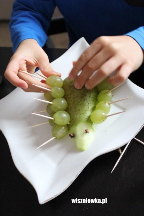 owocowe jeżyki