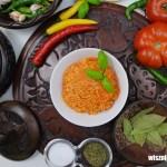 Afrykański Jollof Rice i historia półrocznego Ibrahima
