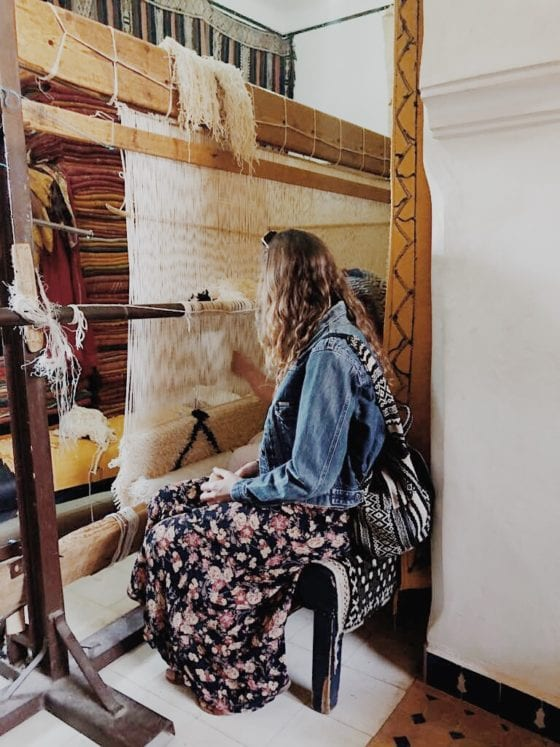 For the Love of Textiles: A Moroccan Travel Story