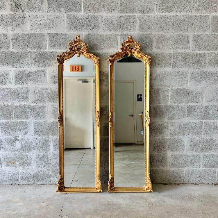 Vintage Baroque Mirror Wit & Delight