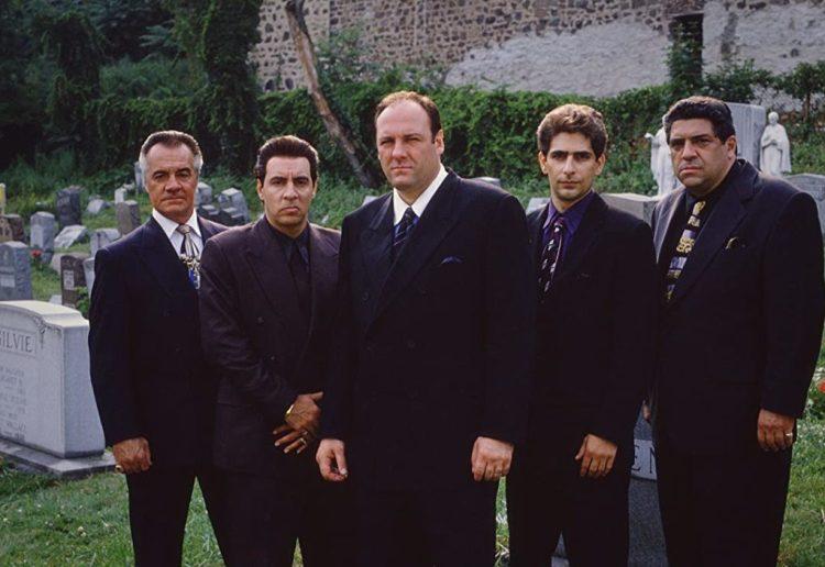 Watch the Sopranos