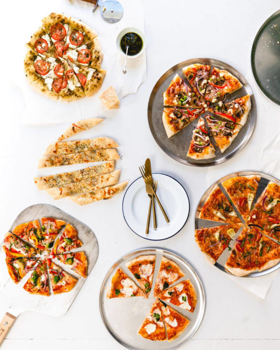 5 Easy Homemade Pizza Recipes for Your Next Night In