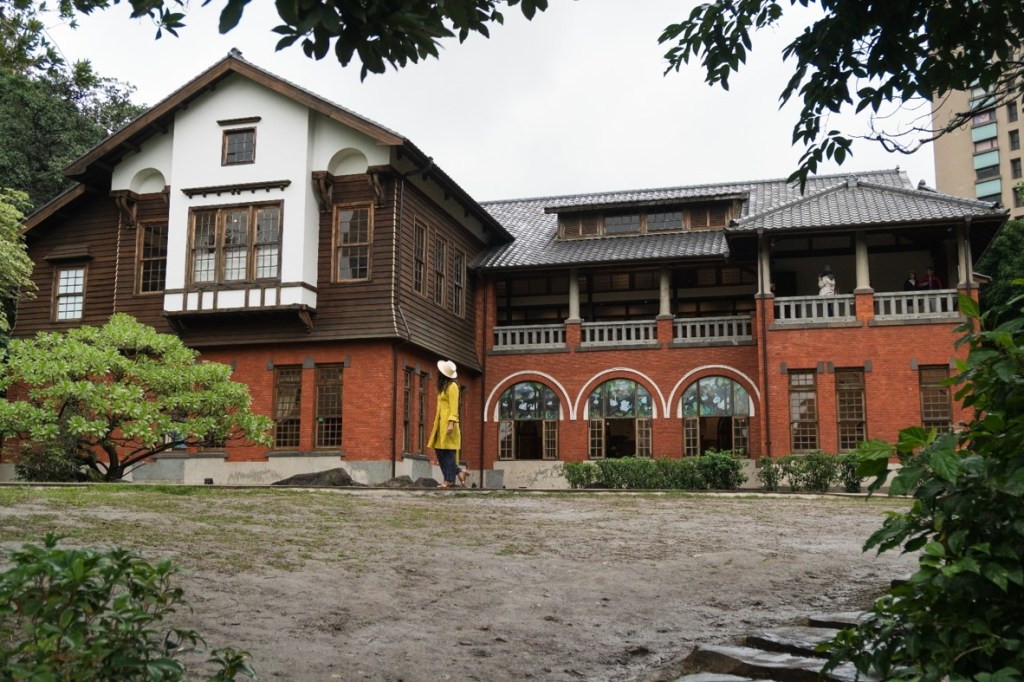 Beitou Hot Spring Museum - witandfolly.co