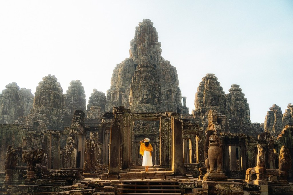 Bayon Temple - witandfolly.co