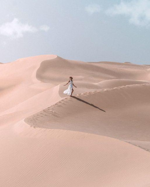 Desert in Dubai - witandfolly.co