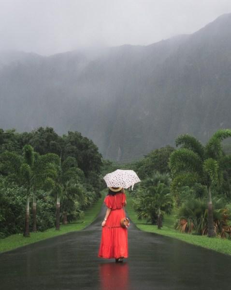 hoomaluhia garden oahu, hawaii - witandfolly.co