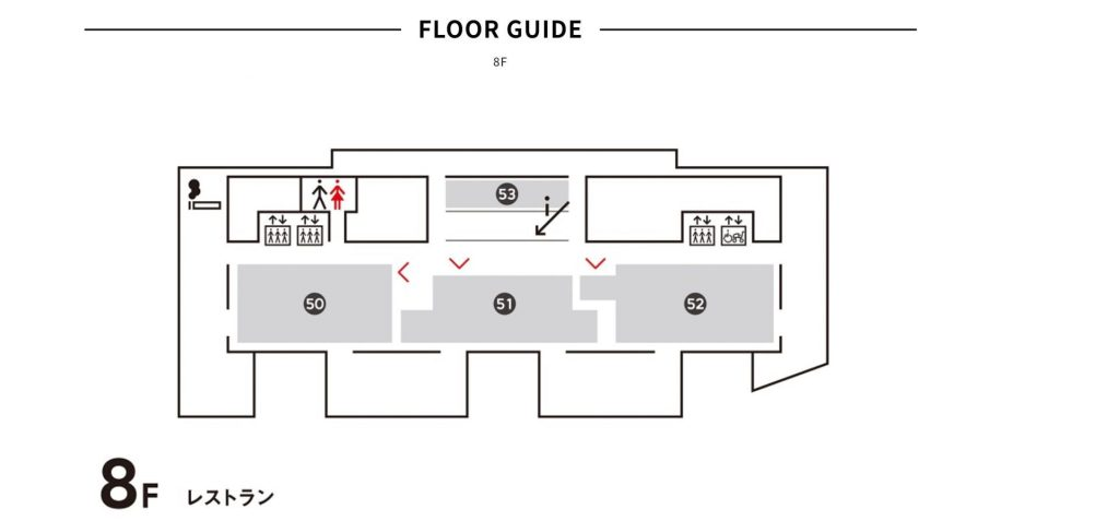 8th Floor of Hirakata T-Site - witandfolly.co