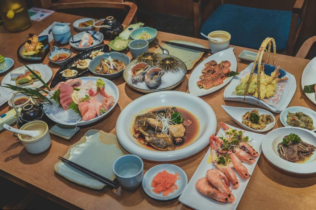 Japanese Food - witandfolly.co