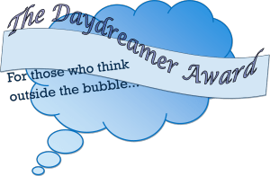 Daydreamer Blog Award