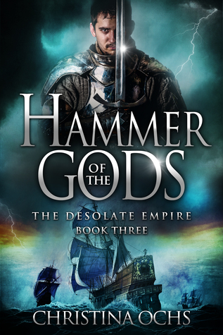 Hammer of the Gods cover