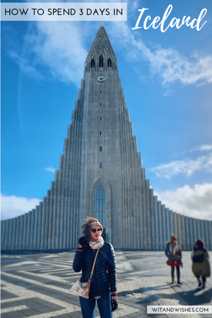 Only have a few days in the land of Fire and Ice? Check out this itinerary for how to spend 3 (and a half) days in Iceland on a modest budget. With two day tours and some exploring the city of Reykjavik, you'll be sure to get the most out of your Iceland stopover!