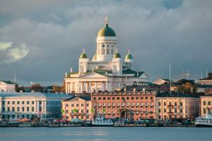 Photo of Helsinki, Finland by Tapio Haaja
