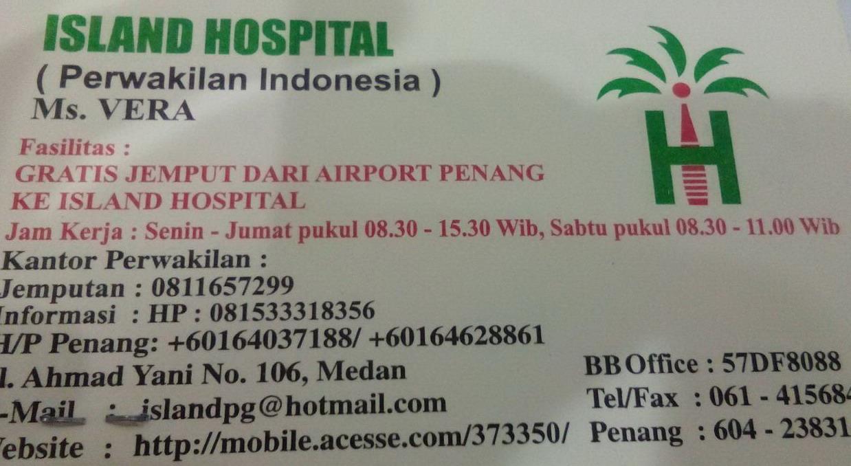 Part I Berobat Liburan Di Penang Malaysia Witaworld