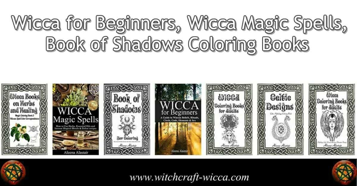 Wicca For Beginners Wicca Magic Spells Book Of Shadows