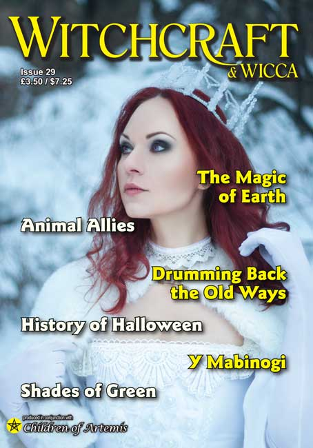 Witchcraft and Wicca Magazine 29