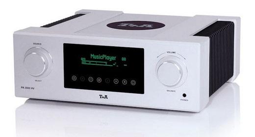 T+A P 3000 HV integrated amplifier