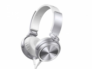 The MDR-XB610.
