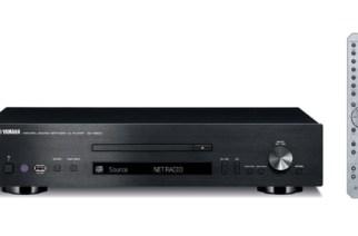 Yamaha CD-N500 Network CD Player REVIEW