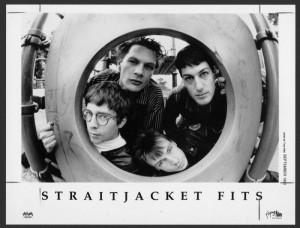 Early PR pic for Straitjacket Fits.