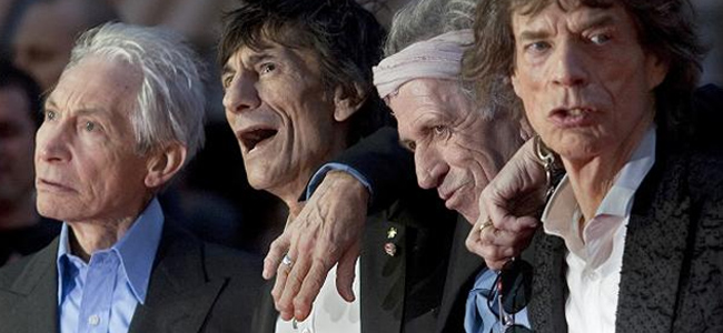 The Rolling Stones Grrr Polydor Universal Cd Review