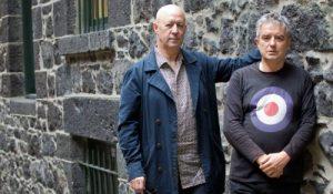Simon with Murray Cammick