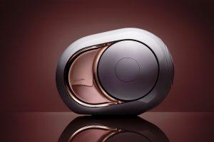Devialet's Gold Phantom speaker