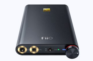 FiiO Q1 MkII USB DAC headphone amplifier