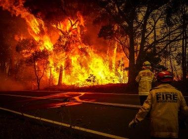 Australia Burns