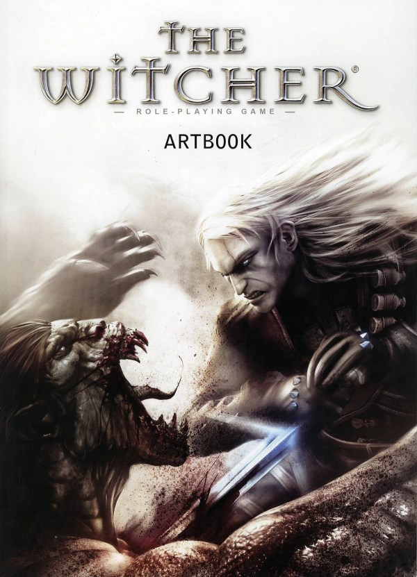 Witcher Artbook - Official Wiki