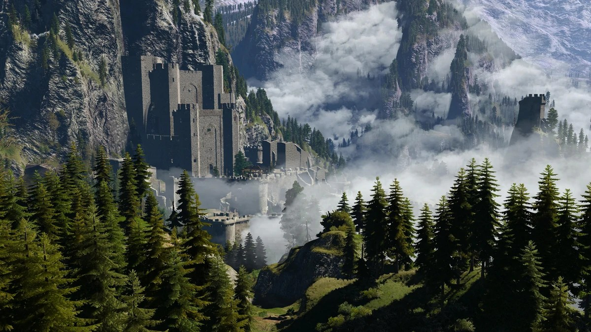 Kaer Morhen The Official Witcher Wiki