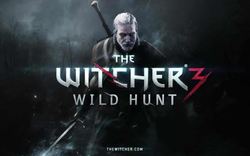 The Witcher 3 Wild Hunt Geralt Wallpaper