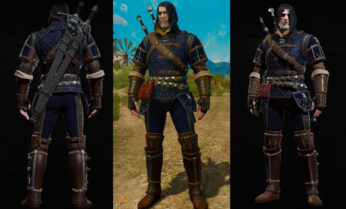 grandmaster feline armor set