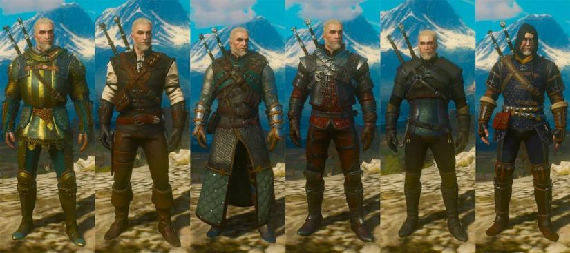 witcher-school-gear-sets