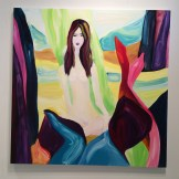 Artist Edith Beaucage