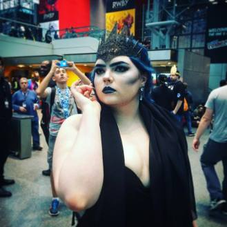 NYCC cosplay. Photo by Michele Witchipoo. Oct. 2016