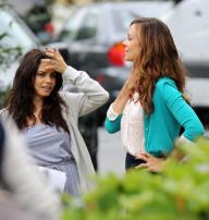 17 juillet 2013 - Jenna Dewan et Rachel Boston