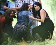 6 août 2013 - Rachel Boston, Jenna Dewan et Mädchen Amick.