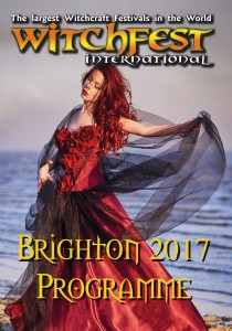Witchfest International 2017 Programme