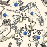 Fabric Design/ Spoonflower/Woven Monkey
