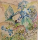 """""""Lake District Garden"""" Artfinder"""