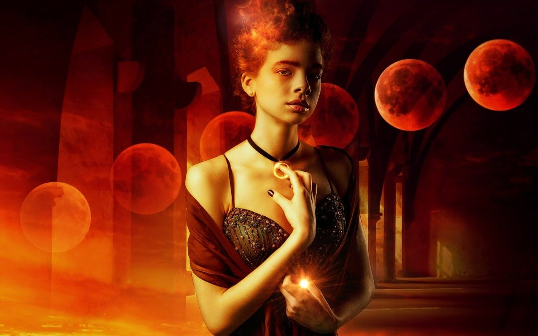 Menstrual Blood in Magick