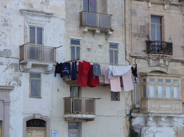Laundry in Valetta