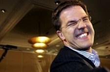 Mark Rutte looking like Suarez